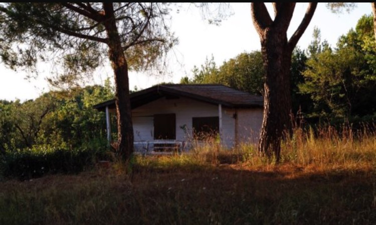 annesso di Villa libera su quattro lati con Parco Privato e vista Mare in vendita a Valle Benedetta